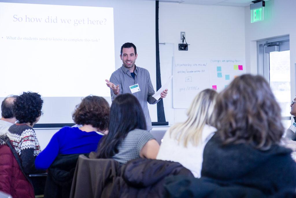 December 2017 Pedagogical Workshop