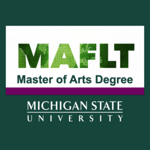 Logo of the MA in Foreign Language Teaching